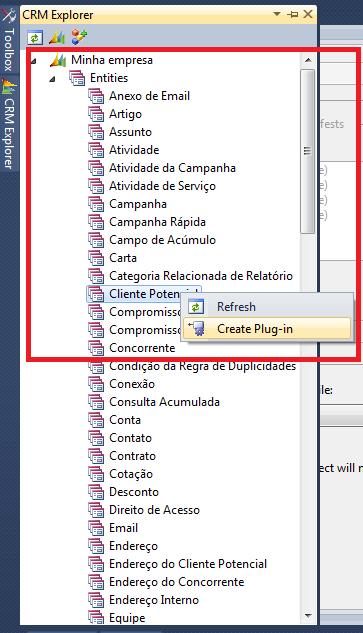 CRM 2011 - Plugin CRM Online (6/6)