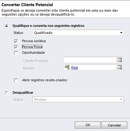 CRM 2011 - Mapeamento de Atributos (5/6)