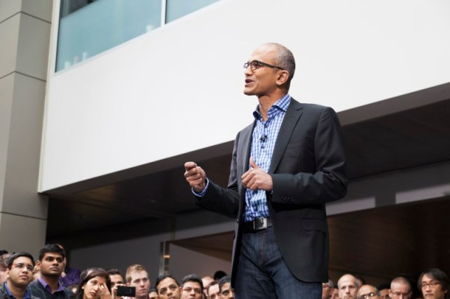 Summit_Nadella