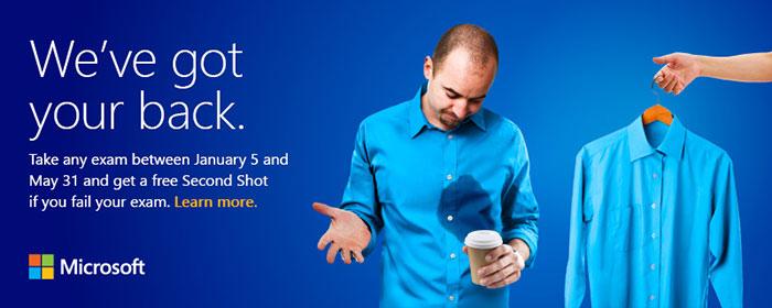 Microsoft Second Shot (2015)